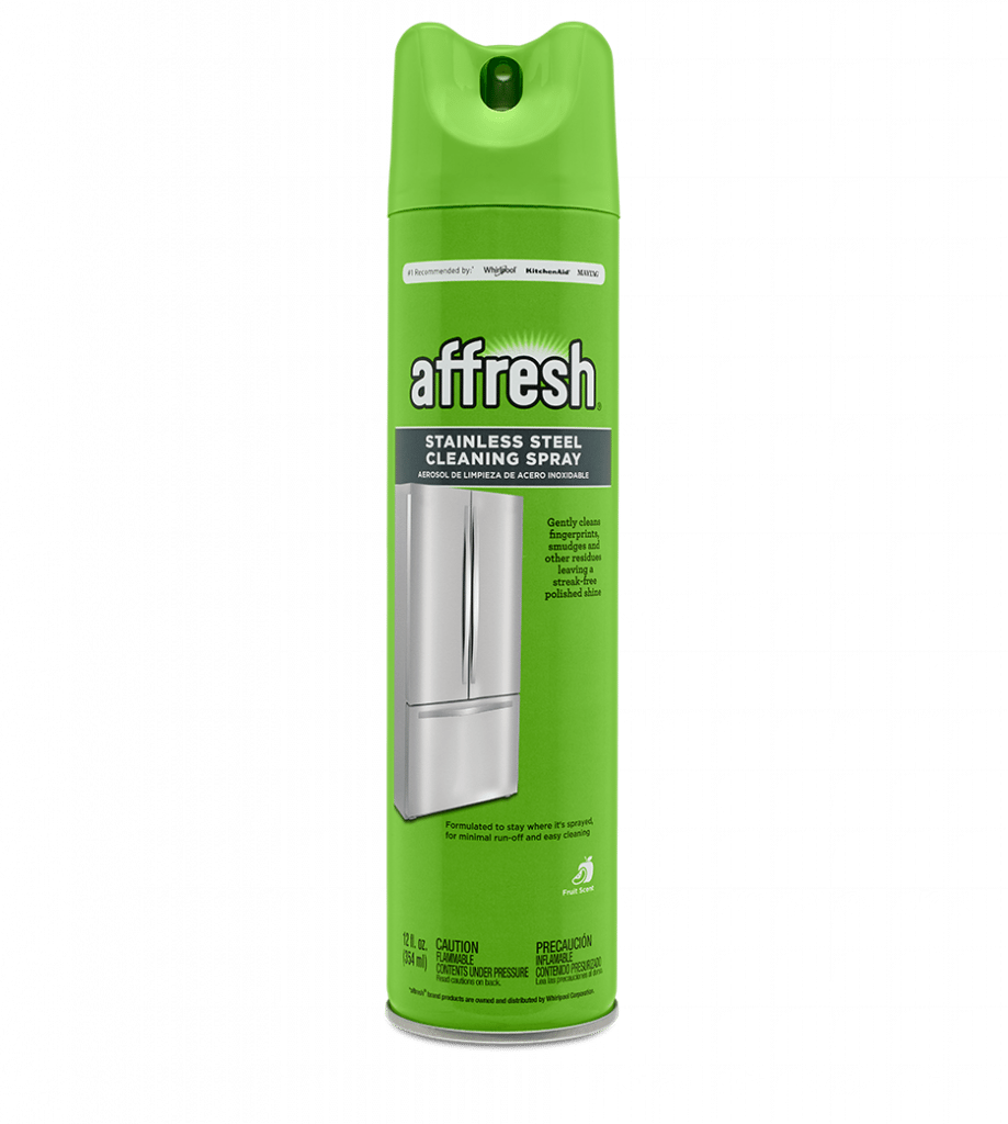 affresh Stainless Steel Cleaning Spray