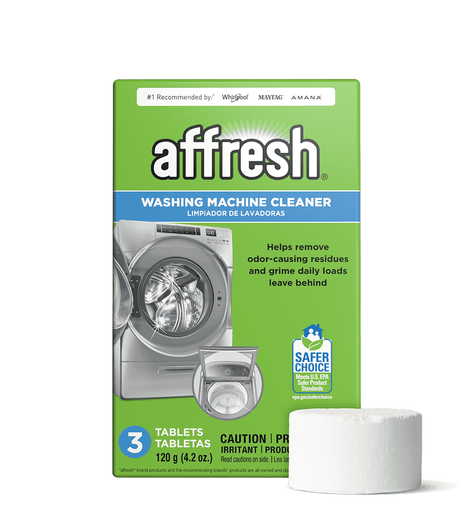 Washing Machine Cleaner Tablets – 3 count